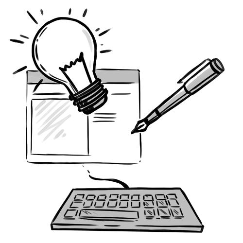 Jsem copywriter, který si dělá výzkum. Než začnu psát, ptám se na váš byznys i zákazníky. Když na to máte rozpočet, zavolám zákazníkům a zeptám se jich, co potřebují a co je trápí, když využívají vaše služby. Potom začínám psát.