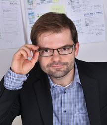 Adam Vrána - copywriter